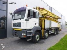 used MAN concrete pump truck