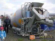 used Cifa concrete mixer truck