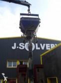 used Secatol concrete pump truck