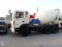 new Hyundai HD concrete mixer truck 270 - n°781568 - Picture 1