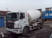 used Camc concrete mixer
