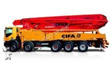 Cifa Автобетононасос cifa K52 XRZ на шасси MAN