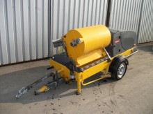 used screed pump