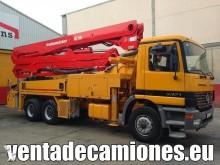 hormigón Mercedes ACTROS 3331