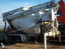 used Coime concrete mixer