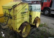 plaque vibrante Rammax