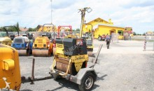rouleau vibrant Bomag occasion