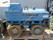 placa vibrante Rammax usada