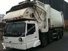 used Mercedes waste collection truck