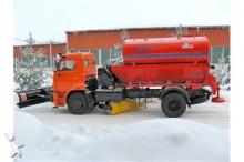 camión quitanieves con salero nuevo