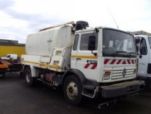 used Renault washer truck
