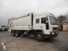 Volvo waste collection truck