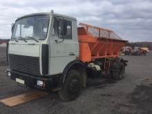 used MAZ gritting truck