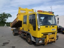 used Iveco gritting truck