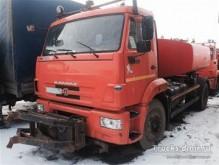 used Komac washer truck