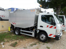 used Mitsubishi Fuso waste collection truck