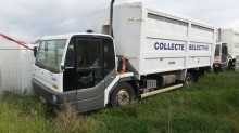 used Ponticelli waste collection truck