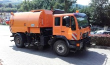 used MAN road sweeper