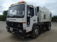 used Volvo road sweeper