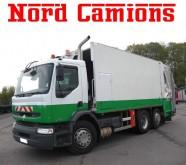 camion benne à ordures ménagères Renault occasion