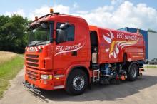 camión barredora Scania nuevo