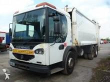 camión volquete para residuos domésticos Dennis usado