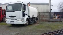 camión barredora Renault usado