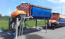 camion spargisale-spazzaneve usato