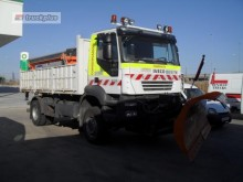 used Iveco snow plough