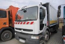 camion raccolta rifiuti Renault usato