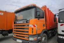 Scania 94 G 260 FAUN