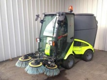 used Egholm road sweeper