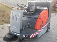 used Hako road sweeper