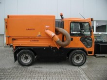 used Ladog road sweeper