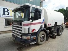 camion balayeuse Scania occasion