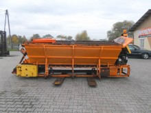 used n/a snow plough-salt spreader