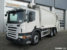 Scania P 360 Norba with winch