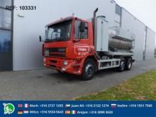 camion aspirateur DAF