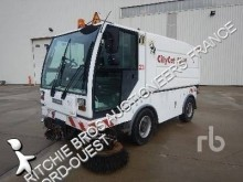 used Bucher Schoerling road sweeper