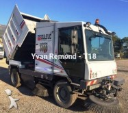 used Dulevo road sweeper