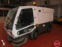 used Tennant road sweeper