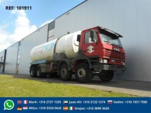 Scania P113.360 MANUAL HUB REDUCTION VACUUMTRUCK 24M3