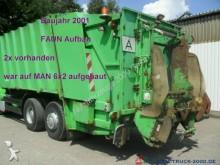 Faun Faun Müllw Aufbau 22/ 901 E mit 80-1.1 Schüttung