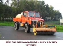 Unimog 1250 L + kehrmachine +tank
