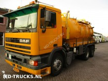 DAF 95 FAT 380 6x4 vacuum cleaner