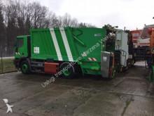 camión volquete para residuos domésticos Iveco usado