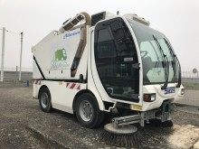 Sicas road sweeper