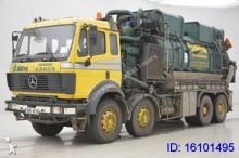 camion autospurgo Mercedes usato