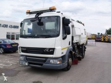 camion spazzatrice DAF
