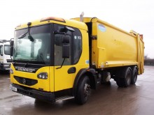 used Dennis waste collection truck